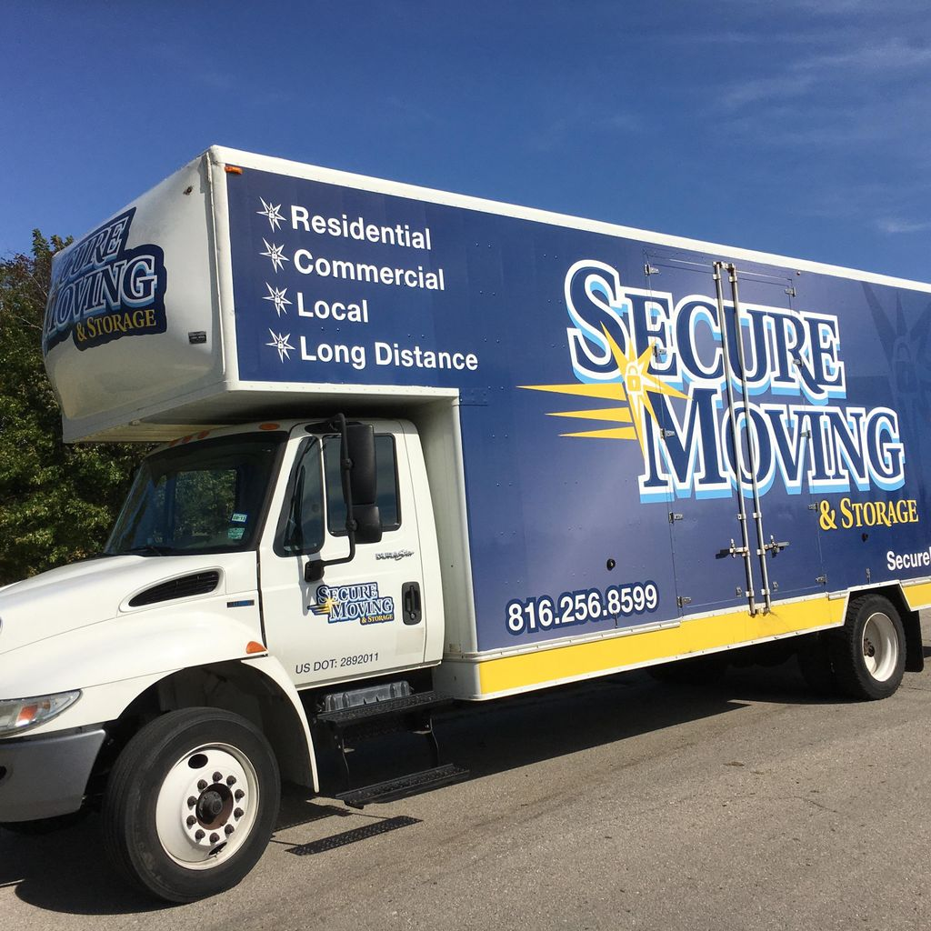 Secure Moving & Storage LLC