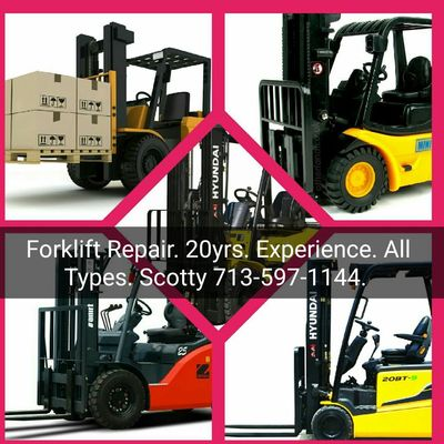 Avatar for S&B Forklift Repair and Sales Houston, TX Thumbtack