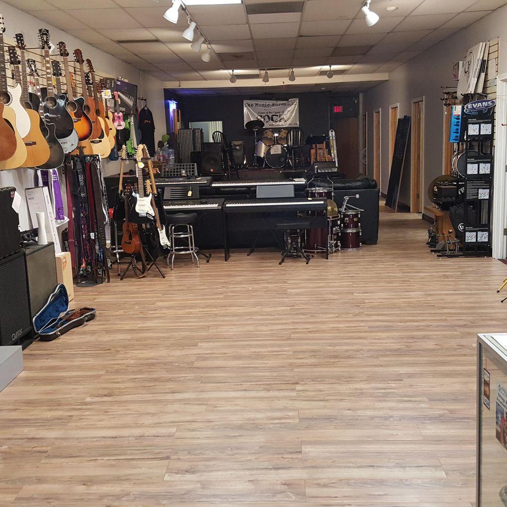 The Music Bureau