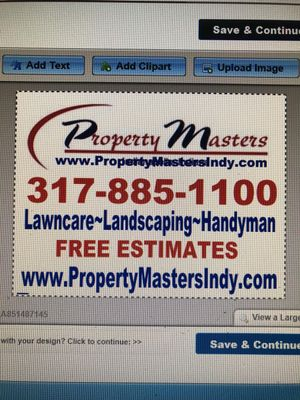 Avatar for Property Masters Indianapolis, IN Thumbtack