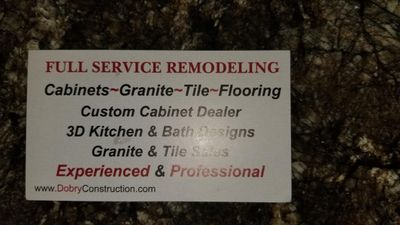 Avatar for Granite-Squared LLC / Dobry Construction Lake Orion, MI Thumbtack