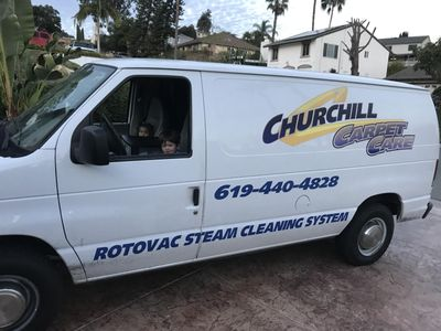Avatar for Churchill Carpet Care La Mesa, CA Thumbtack