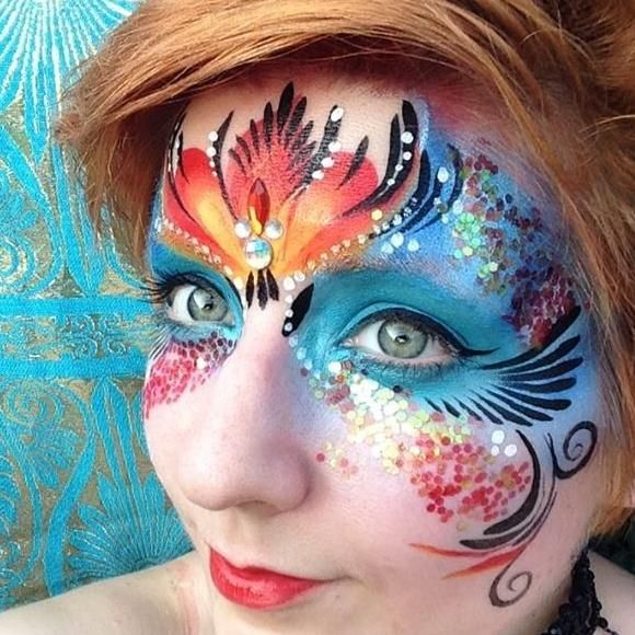 Gulf Coast Face Art