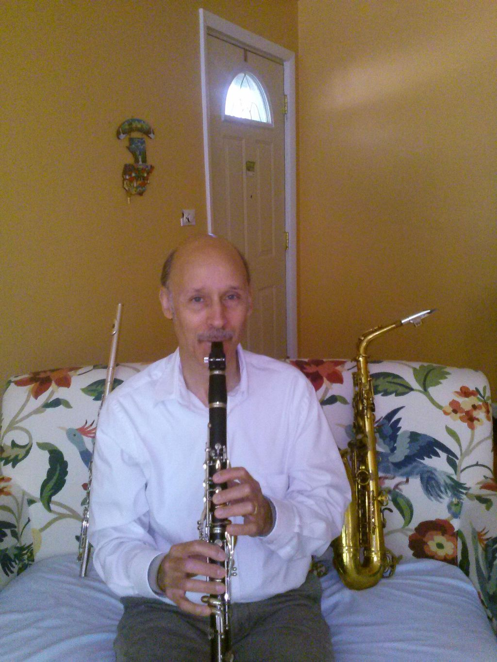 Donald Jacobs Music Lessons and Performance