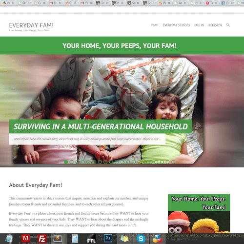 Membership/Wordpress sites