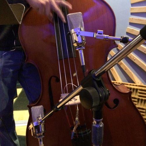Jazz bass with Sim Bob.