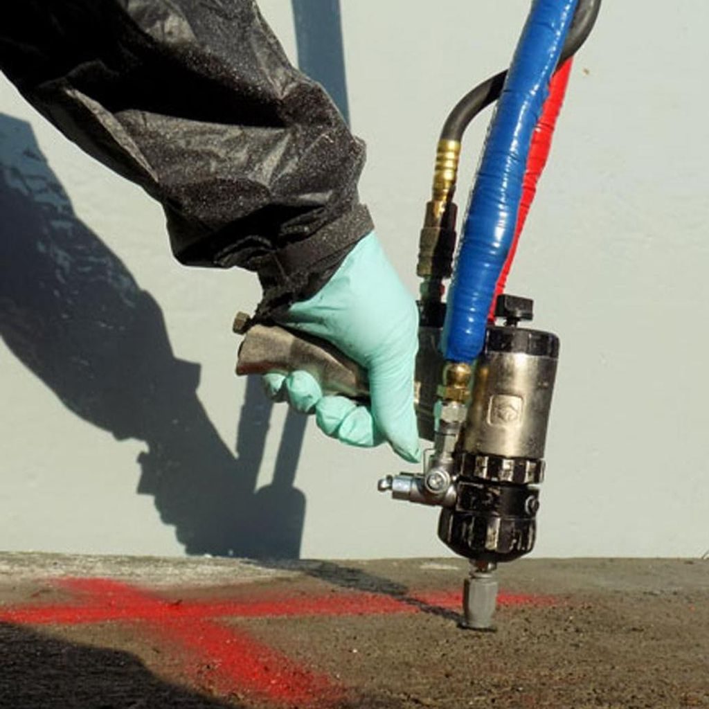 Concrete Leveling Technologies