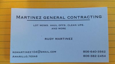 Avatar for Martinez General Contracting