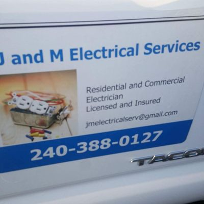 Avatar for J and M Electrical Services Gaithersburg, MD Thumbtack