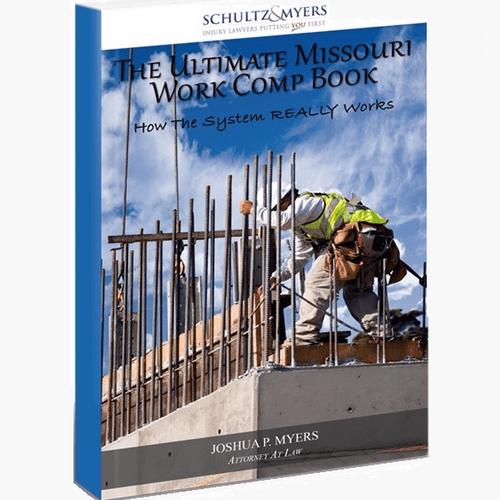 Get Josh's Missouri Work Comp book for FREE