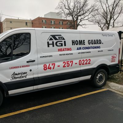 Avatar for Home Guard Heating and Air Conditioning
