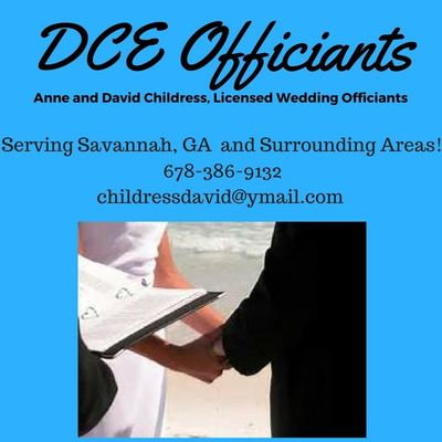 Avatar for DCE Wedding Officiants Savannah, GA Thumbtack