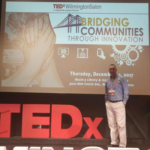 My TEDx talk December 2017