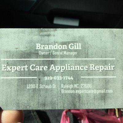Avatar for Expert Care Appliance Repair LLC