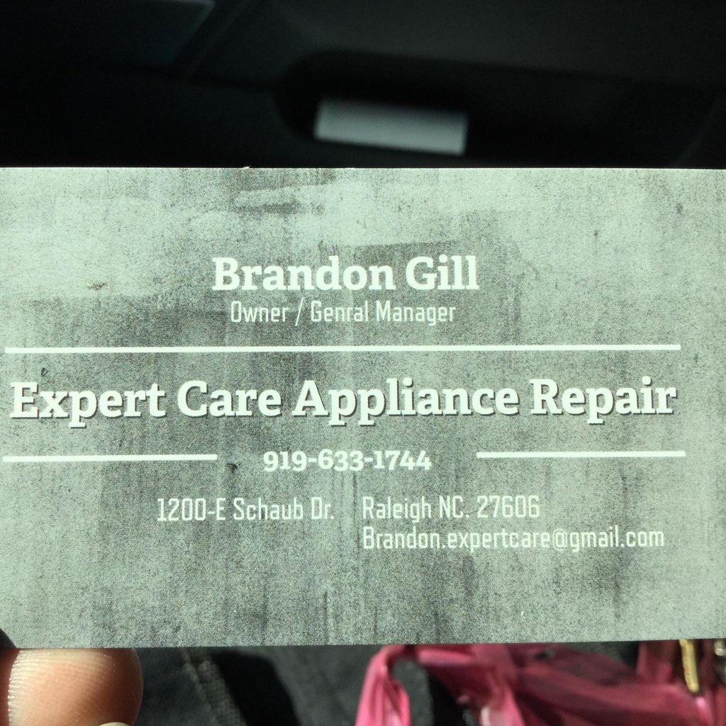 Expert Care Appliance Repair LLC