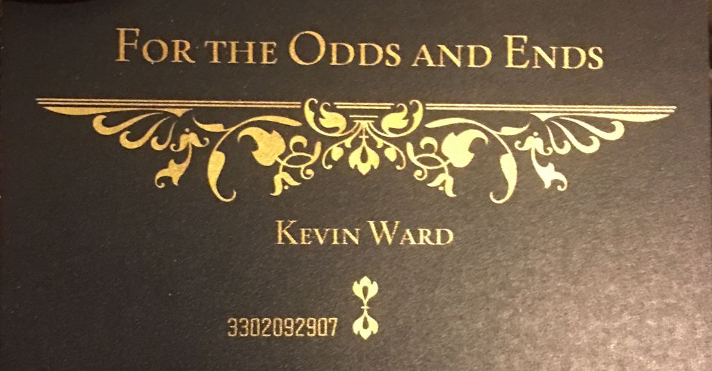 For the Odds and Ends L.L.C.