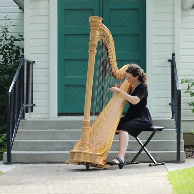 Katherine Kappelmann, Houston Harpist