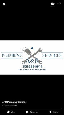 Avatar for A&R Plumbing Albertville, AL Thumbtack