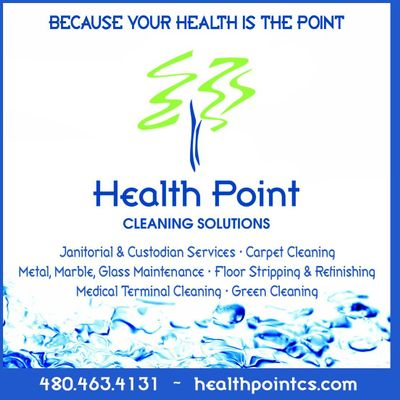 Avatar for Health Point Cleaning Solutions