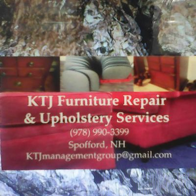 Avatar for ktjupholstery & furniture repair services Keene, NH Thumbtack