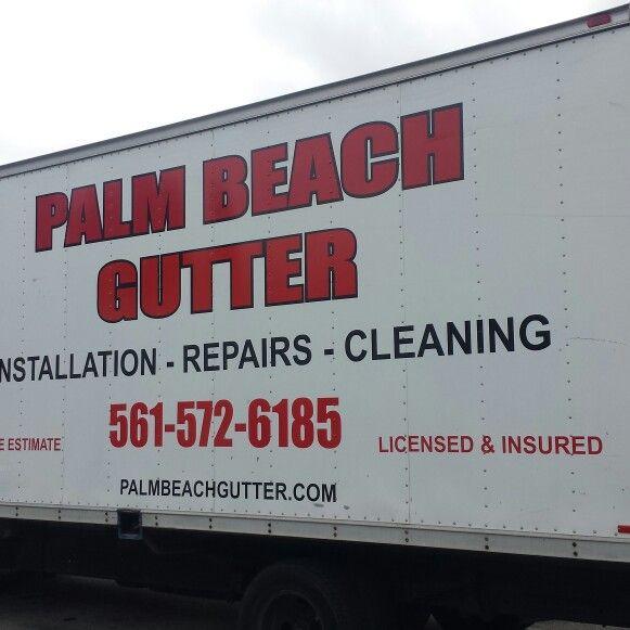 palm beach gutter inc