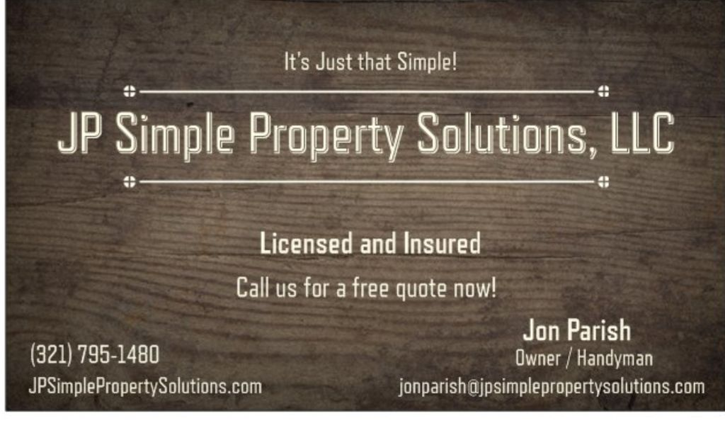 JP Simple Property Solution