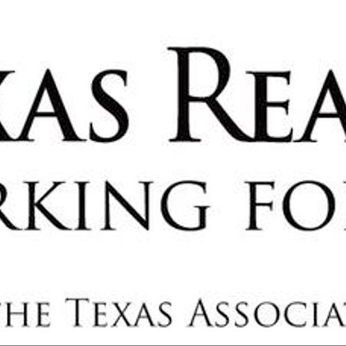 Proud member of Texas Association of Realtors.