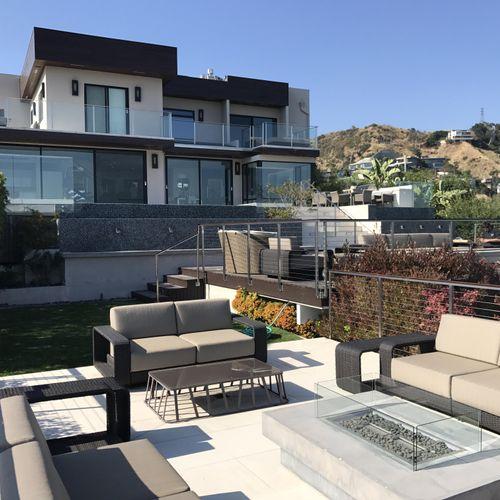 Hollywood Hills Landscape Audio