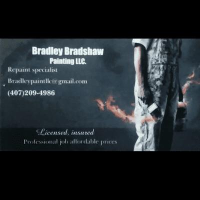 Avatar for Bradley Bradshaw painting llc Orlando, FL Thumbtack