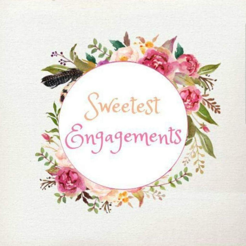 Sweetest Engagements