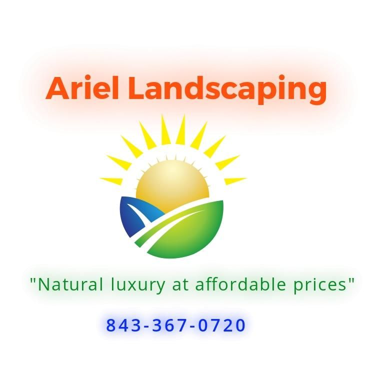 Ariel Landscaping