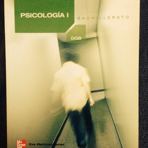 Published in 2009; Psicologia BGB1