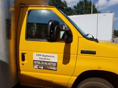 Avatar for CEM Appliances Install Inc.