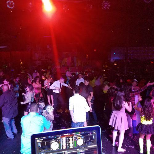Club XS Birthday Party