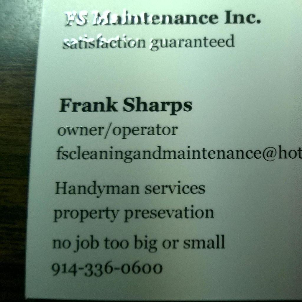 FS Maintenance Inc