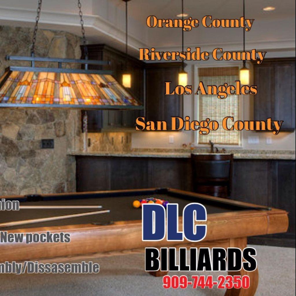 DLC Billiards