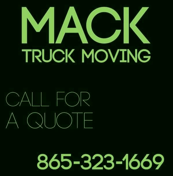Mack Truck Moving