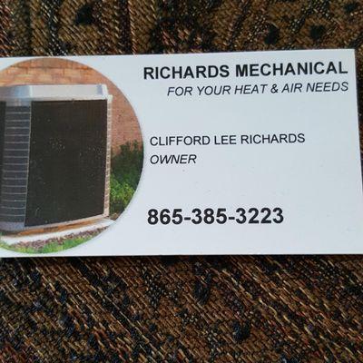 Avatar for Richards Mechanical Alcoa, TN Thumbtack