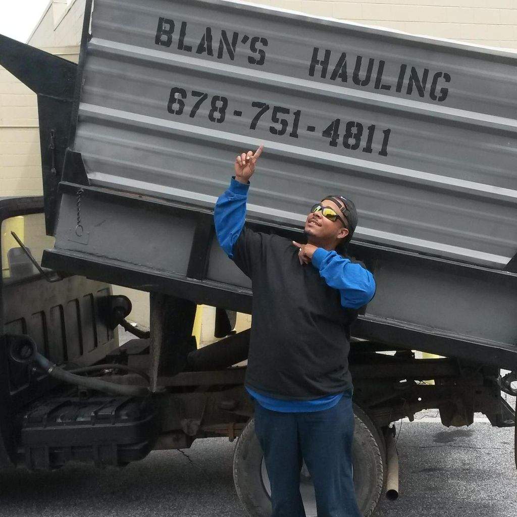 Blan's Hauling & General Labor Services