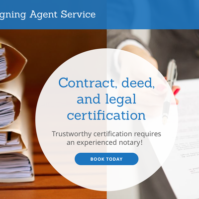 Avatar for Mobile Loan Signing Agent