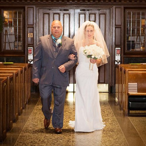 Linda and Chris - Wedding Ceremony