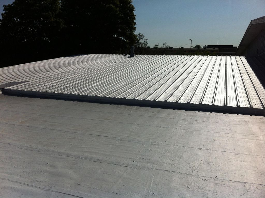 Hecei Roof Coating Systems