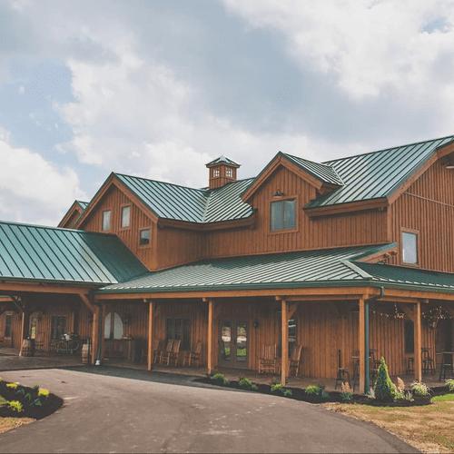 Wedding venue I wired in Lebanon, Ohio