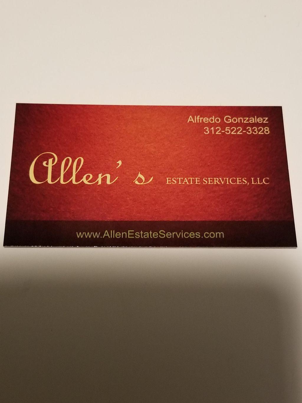 Allen's Estate Services