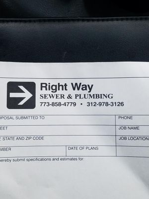 Avatar for Right way sewer and plumbing LLC