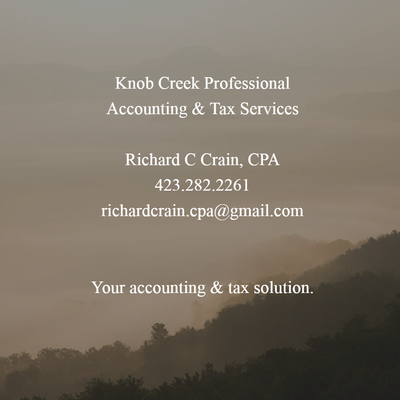 Avatar for Knob Creek Professional Accounting & Tax Services Johnson City, TN Thumbtack
