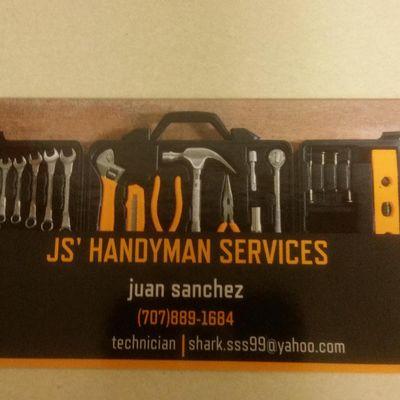 Avatar for JS' Handyman Services Santa Rosa, CA Thumbtack