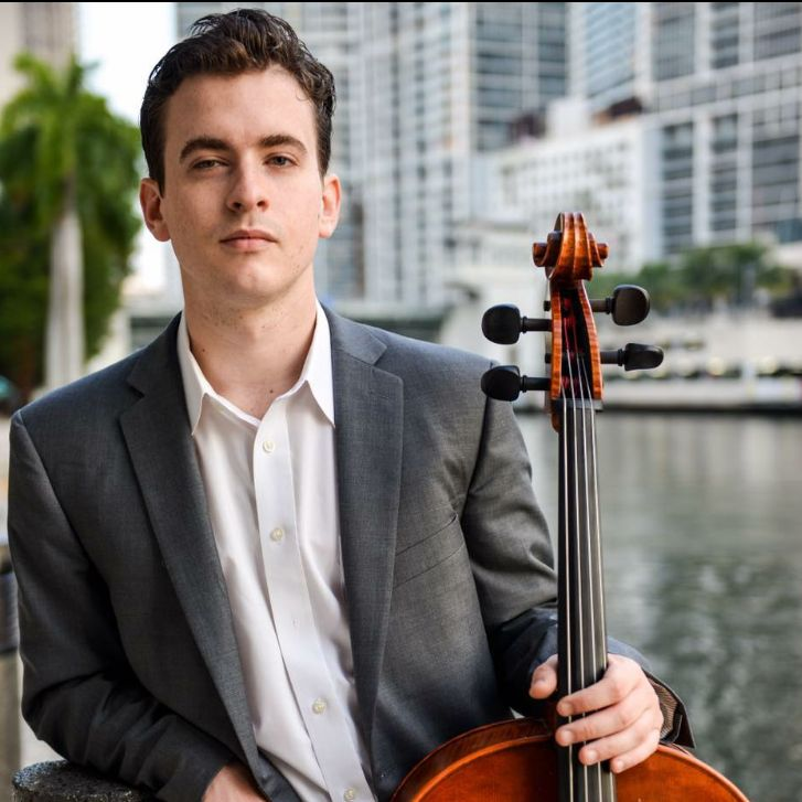 William Carey Locke: Cellist
