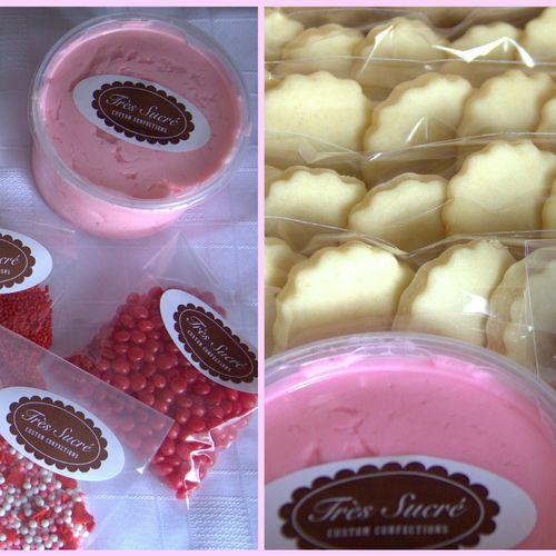 Valentine Sugar Cookie Kit