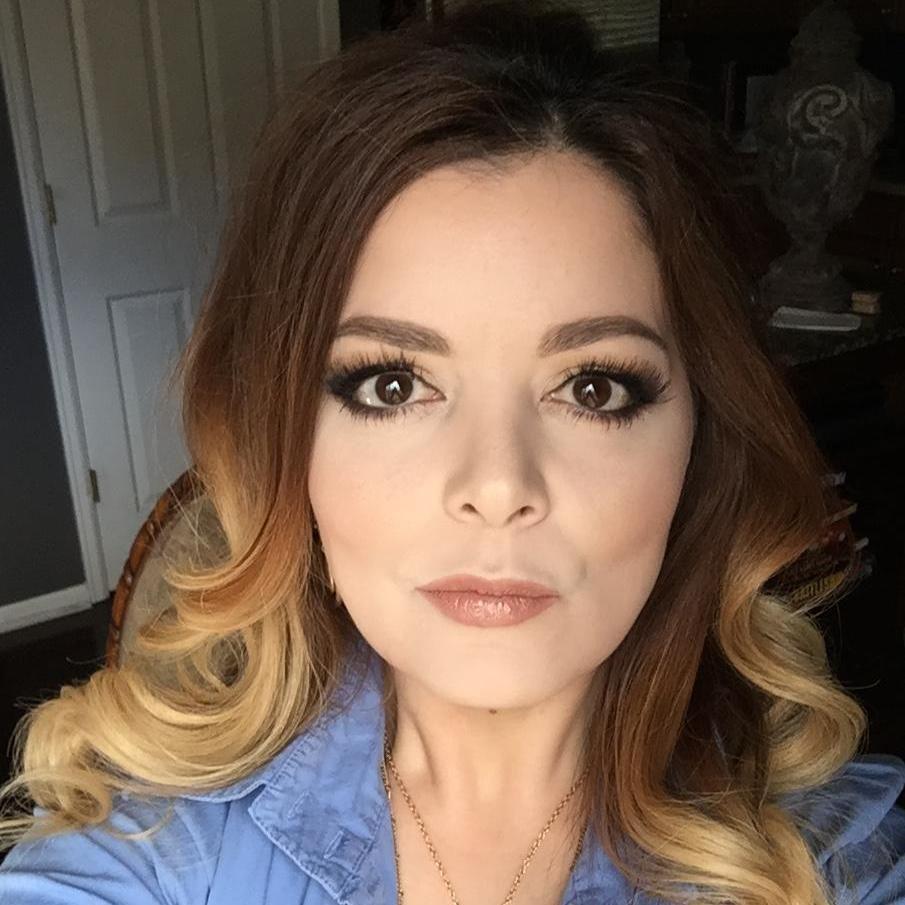 Makeup by Jamie Brown